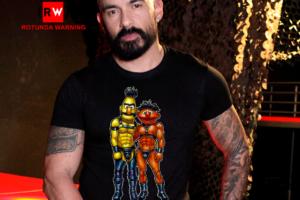 camiseta para gay EPI y BLAS