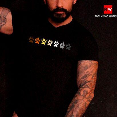 camiseta para hombres gay bear