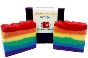 jabon natural para la comunidad lgtb