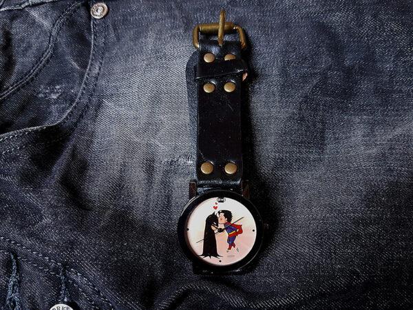 reloj gay superheroes